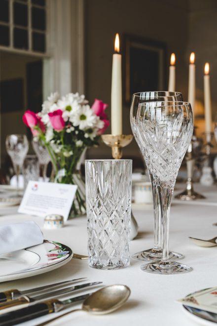 titanic dining table