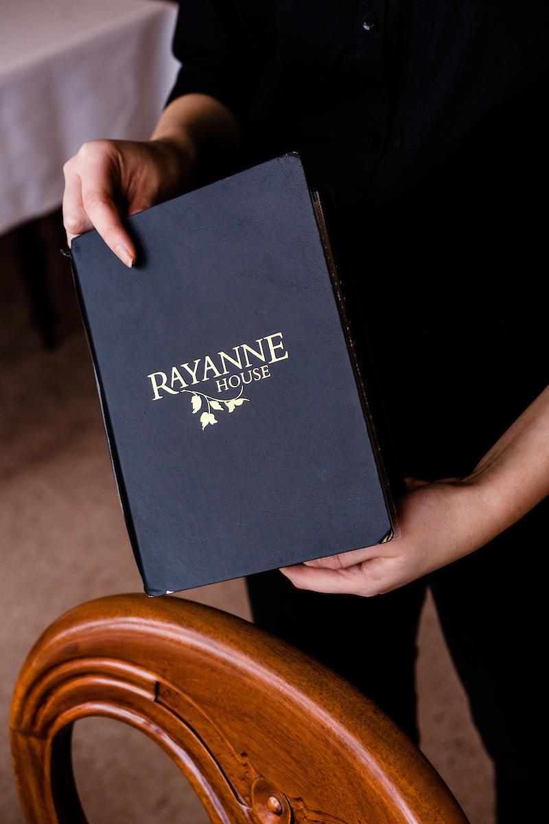 rayanne house book