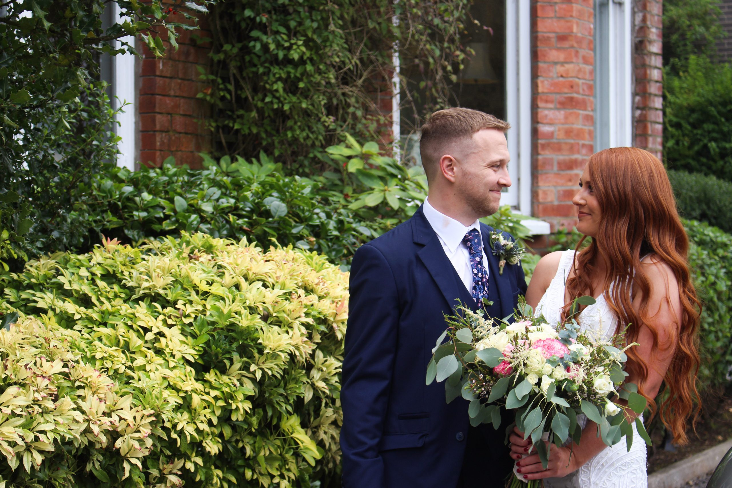 wedding at rayanne house